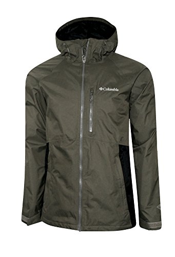 COLUMBIA WINTER PARK PASS II Men's Omni-Heat Hooded Jacket (small) Columbia Winter Parka