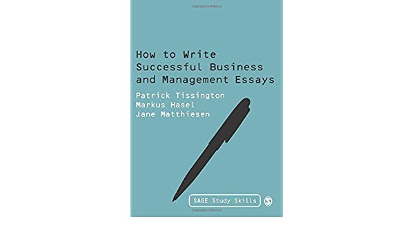 From Thesis To Essay Writing  Example Of A Thesis Essay also Science Essays Topics Buy How To Write Successful Business And Management Essays  Environmental Health Essay