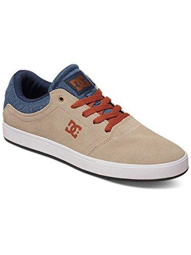 Herren Sneaker DC Crisis Sneakers Navy/Camel