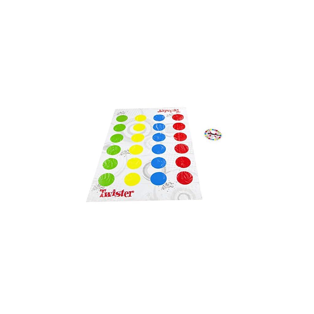 Hasbro Gaming Twister Gioco In Scatola 98831103 Spesavip