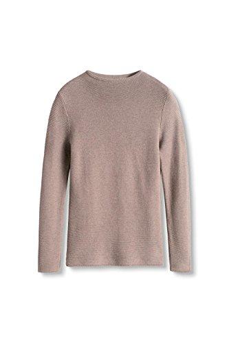 ESPRIT Damen Pullover Braun (Taupe 5 244)