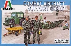 Italeri 2629S - Combat Aircraft Support Group