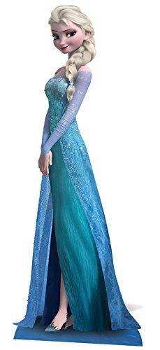 Preisvergleich Produktbild Disney Pappaufsteller von Elsa aus Die Eiskönigin,  Lebensgröße
