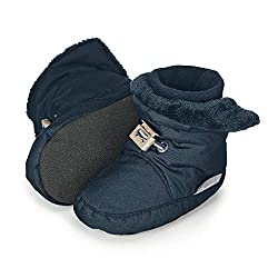 Sterntaler Jungen Baby Stiefel mit Klettverschluss, Farbe: Marine, Größe: 19/20, Alter: 12-18 Monate, Artikel-Nr.: 5101521
