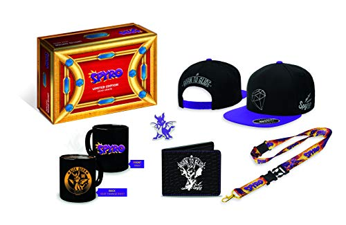 Spyro Limited Edition Gear Crate...
