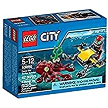 LEGO - City 60090 Scooter per Immersioni Subacquee