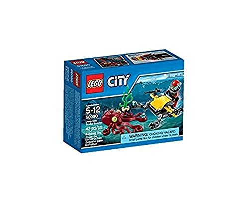 LEGO City 60090 - Tiefsee-Tauchscooter