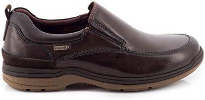 Pikolinos Toledo 03N-6381 - Zapato mocasín marrón (olmo) para hombre