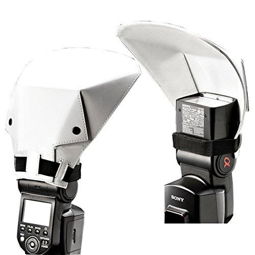 MYAMIA Riflettore Di Universale Bounce Flash Diffusore Per Canon Nikon Pentax Sony