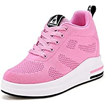 pretty nice 5c927 cd5c7 Amazon.it: sneakers zeppa interna