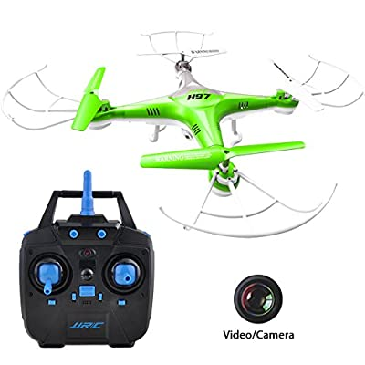 Rc Quadcopter,JJRC H97 Rc Drones with Camera GEEDIAR 2.4GHz 4CH 6-Axis RC Quadcopter Drone