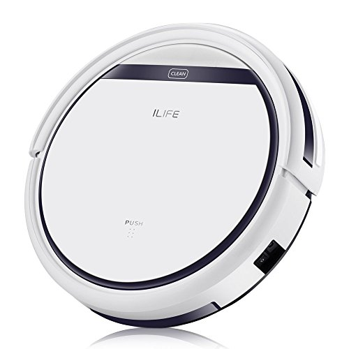 Ilife Roboter Staubsauger V3S Pro weiß