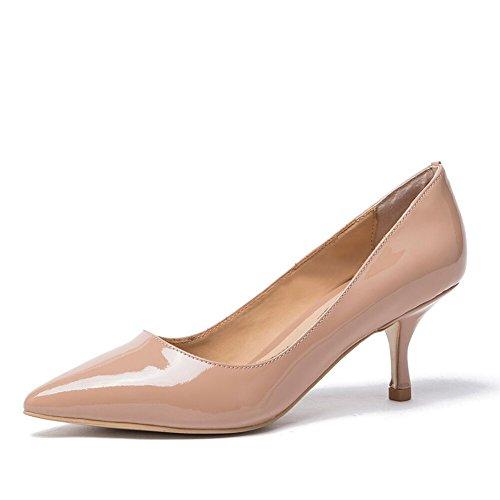Darco Gianni Women's Classic Kitten Heels Slip On Pointy Toe Pumps Formal...