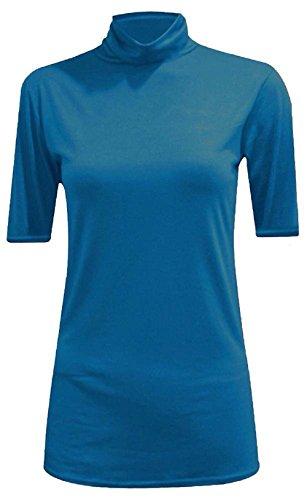 M&M's Polo - Femme bleu sarcelle
