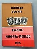 CATALOGO DE FRANCIA - ANDORA - MONACO 1975