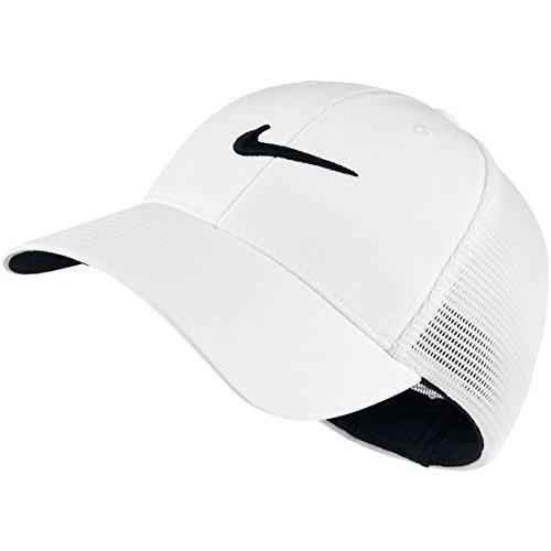 Nike LEGACY 91 Golfkappe Einheitsgröße weiß