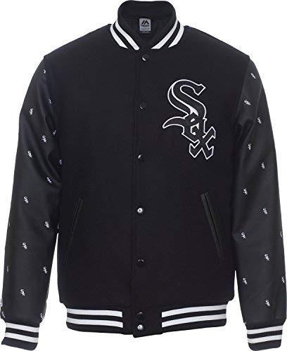 Chicago White Sox Katter MLB Letterman Jacke-S -