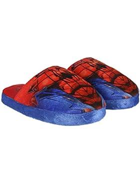 Zapatillas de Estar Por Casa Spiderman 8487 (talla 28-29)