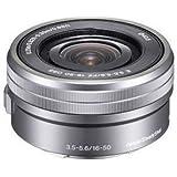 Sony SELP1650 Objectif Power Zoom 16-50mm Argenté