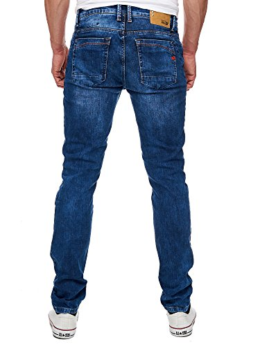 RUSTYNEAL Herren Jeans Jeanshose 12079 Blau