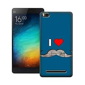 ZAPCASE PRINTED BACK COVER FOR Xiaomi Mi4i