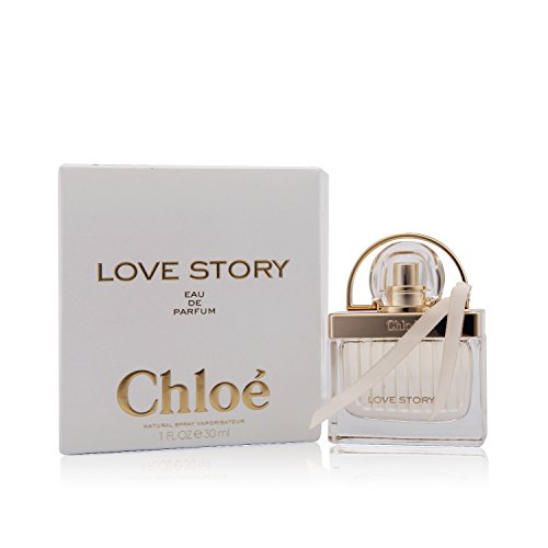 Chloe Parfum Spray (Chloe Love Story femme / woman, Eau de Parfum, Vaporisateur / Spray 30 ml, 1er Pack (1 x 30 ml))