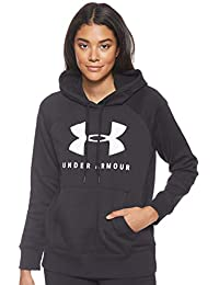 Under Armour Damen Rival Fleece Sportstyle Graphic Kapuzenpullover