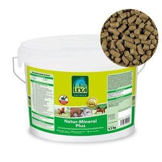 Lexa Natur Mineral Plus 4,5 kg Eimer -