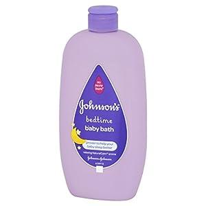 Johnson's Baby Bedtime Bath Wash, 500 milliliters