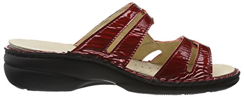 Hans Herrmann Collection Damen HHC Sandalen Rot (Rosso)