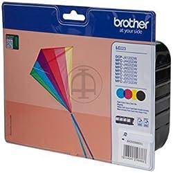 Brother original - Brother MFC-J 5320 DW (LC-223 VAL BPDR) - cartuchos de tinta (negro, cian, magenta, amarillo) - 550 páginas