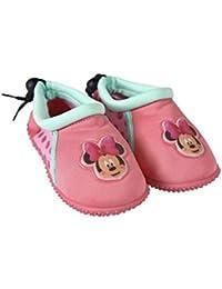 Escarpines Infantiles Minnie Mouse 7639 (talla 28)