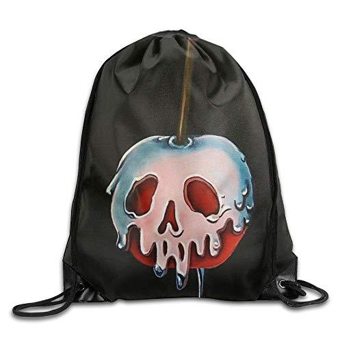 uykjuykj Tunnelzug Rucksäcke, Toucans Bird Printed Designs Drawstring Backpack Boys Heavy Duty Bag Tote College 16.9