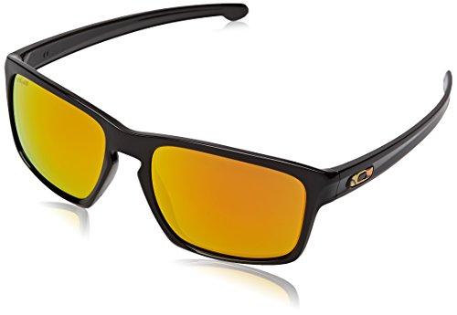 Oakley oo9262-27, occhiali da sole uomo, nero (polished black), 57