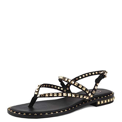 Ash Footwear Scarpe Peps Sandali Nero Donna 36 Black
