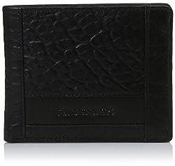 Fastrack Black Mens Wallet (C0407LBK01)