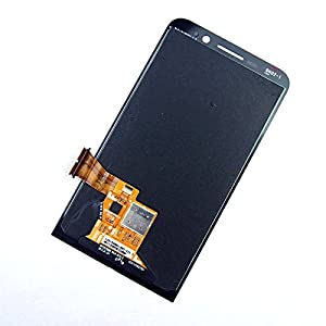 For Blackberry Z30 Black LCD Display Touch Screen Digitizer Assembly Replacement Repair Part