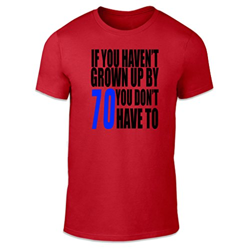 WTF Herren T-Shirt Rot
