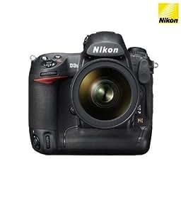 Nikon D3S 12.1MP Digital SLR (Black) with 4GB card, Camera Bag