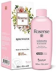 Rosense Rosenwasser 100% natürlich vegan, 1er Pack (1 x 300 ml)