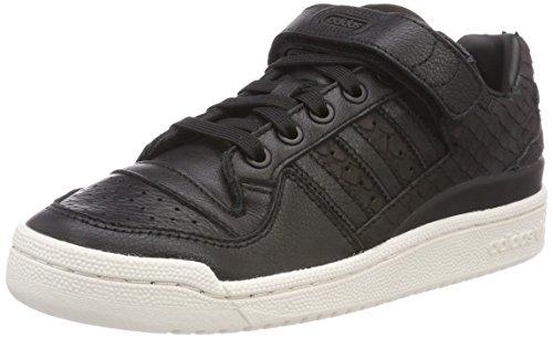 adidas Damen Forum Lo W Gymnastikschuhe Schwarz (Core Black/core Black/chalkwhite)