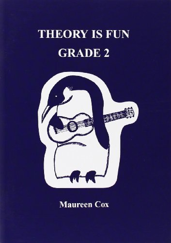 Theory is Fun: Grade 2 by Cox, Maureen (1994) Paperback