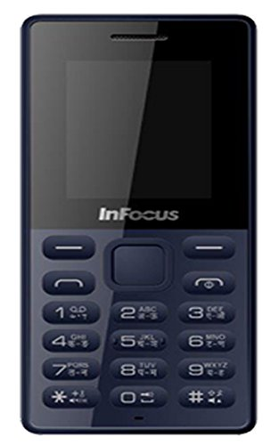 Infocus Hero Smart P4 (Basic Feature Mobile Phone) (Blue)