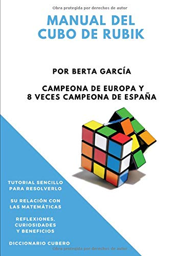 Manual del Cubo de Rubik por Berta García