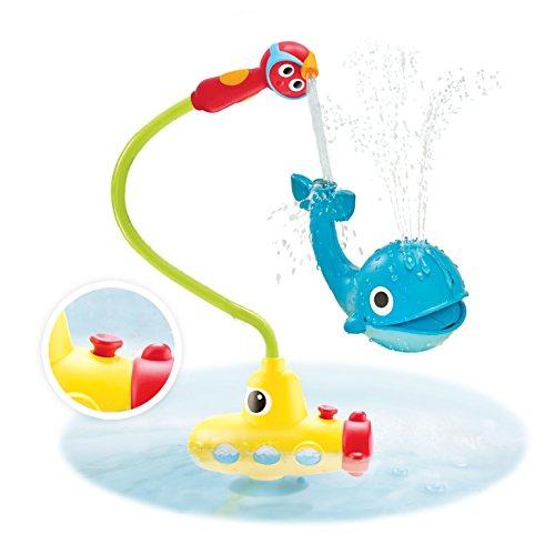 Wasserspiel Dusche