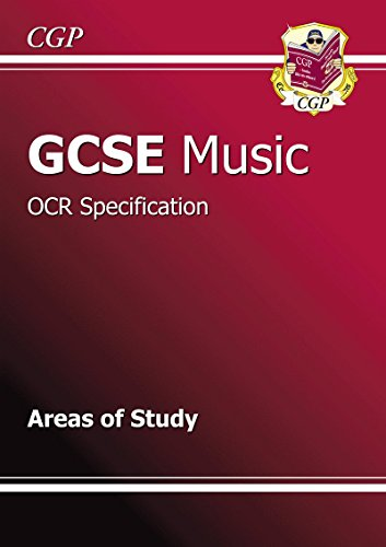GCSE Music OCR Areas of Study Revision Guide (A*-G course)
