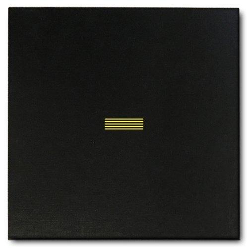 Bigbang Made The Full Album + Papier-Leinwand + Fotokarte + Puzzle-Ticket + offizielles doppelseitiges gefaltetes Poster + Extra Bigbang Fotokarte