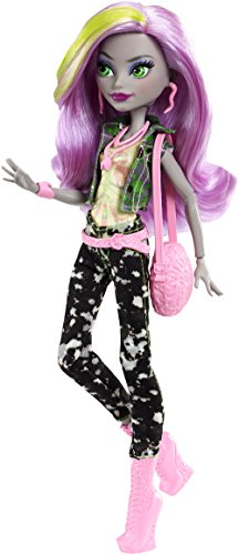 Image of Monster High Toy - Moanica D'Kay Deluxe Fashion Doll