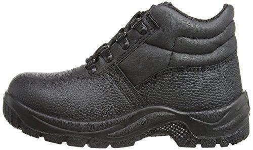 Blackrock SF41 Unisex-Erwachsene Sicherheitsschuhe, Schwarz, 44 schwarz