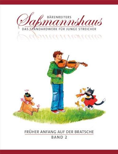 FRUEHER ANFANG AUF DER BRATSCHE 2 - arrangiert für Viola [Noten / Sheetmusic] Komponist:...